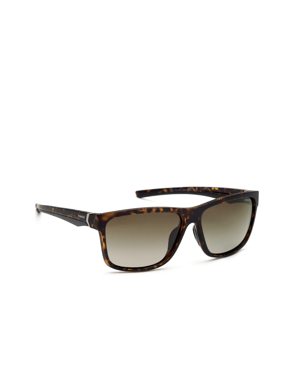 905981ecc9adb Buy Carrera Unisex Polarised Rectangle Sunglasses 8026 S YZ4 57LA ...