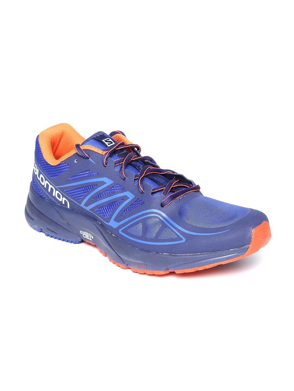 67238262da2d Buy FILA Men Grey   Navy Ziwwi Running Shoes - Sports Shoes for Men ...