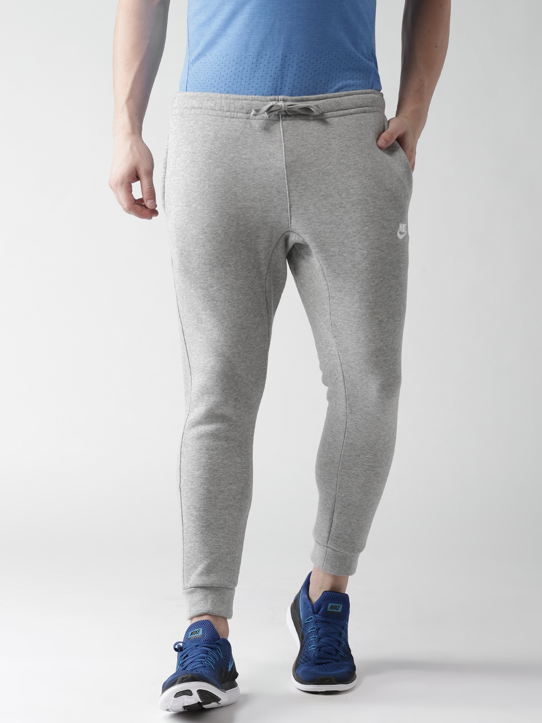 48bd9d3d0523 Nike Grey Melange AS M NSW MODERN JOGGER FT Joggers. This product is  already at its best price