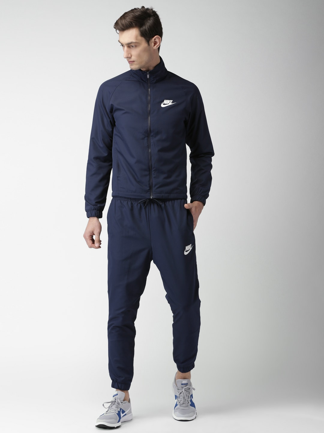 7159e8aceda2 Buy Puma Navy Style Good Sweat Suit Cl Track Suit - Tracksuits for ...
