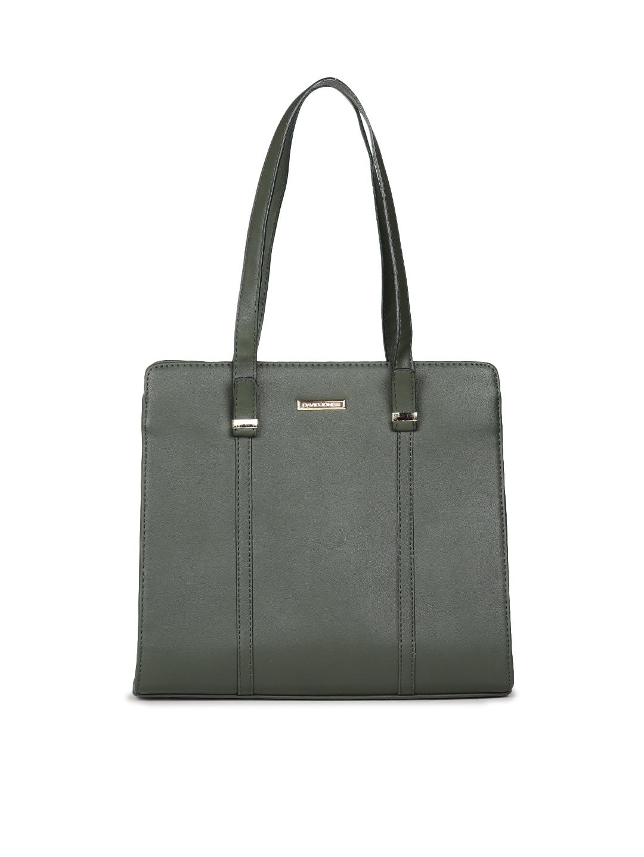 Buy David Jones Navy Blue Solid Shoulder Bag - Handbags for Women ... 55b60b752e847