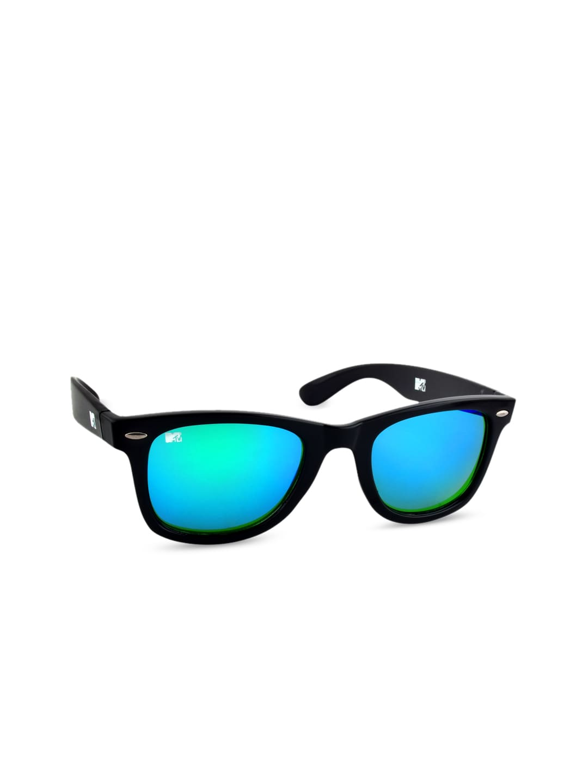 4b4109924f0 Buy FIFA Unisex Mirrored Wayfarer Sunglasses P14265 - Sunglasses for ...