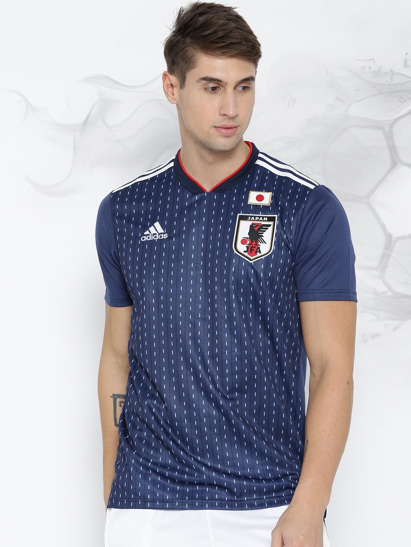 89f0a3b3 Buy Nike Navy FFF Crest Football T Shirt - Tshirts for Men 4368418 ...