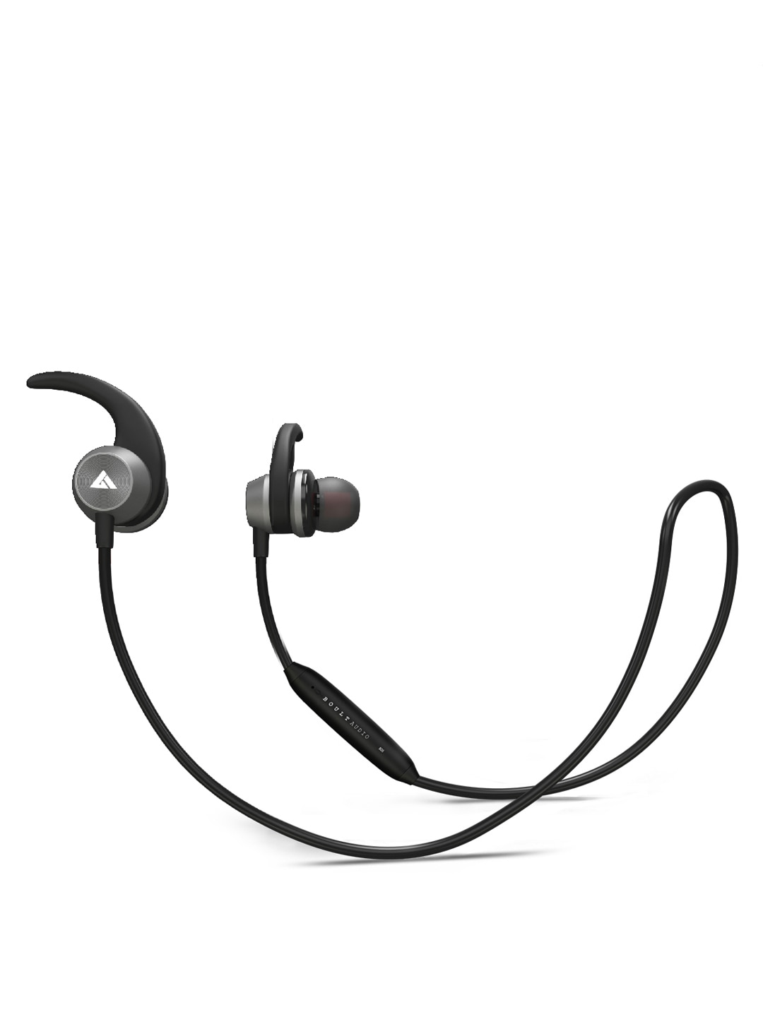 034af8ed9e4 Buy SoundPEATS Black Q12 Bluetooth 4.1 Wireless Magnetic In Ear ...
