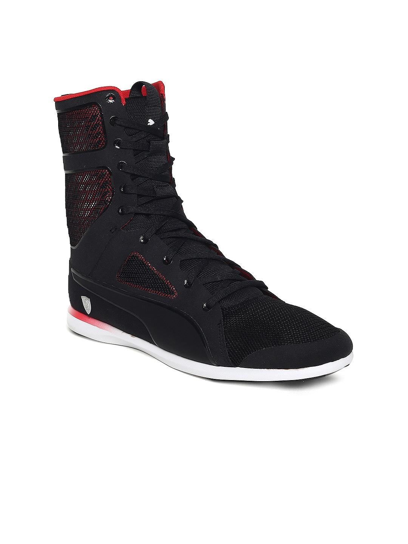 7ebeef3fc49 Buy Puma Women Black Basket Fierce Carnvl Wn S FM Sneakers - Casual ...