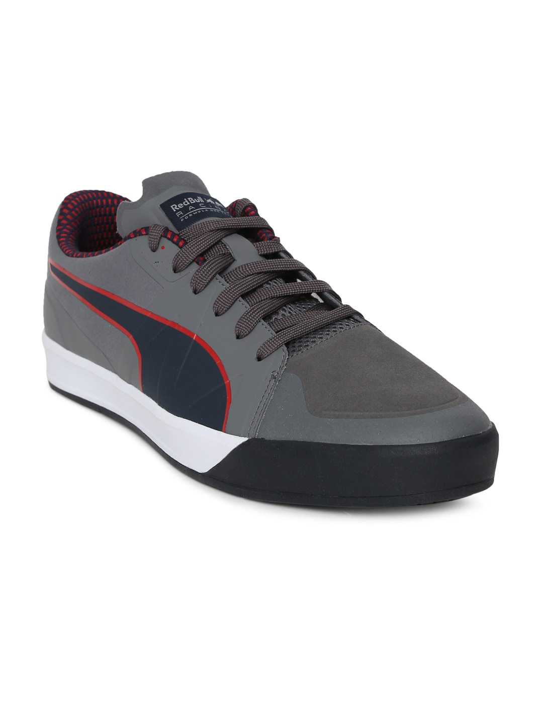 b6188dc9dc3 Buy Puma Unisex Navy Blue RBR Wings Vulc Sneakers - Casual Shoes for ...