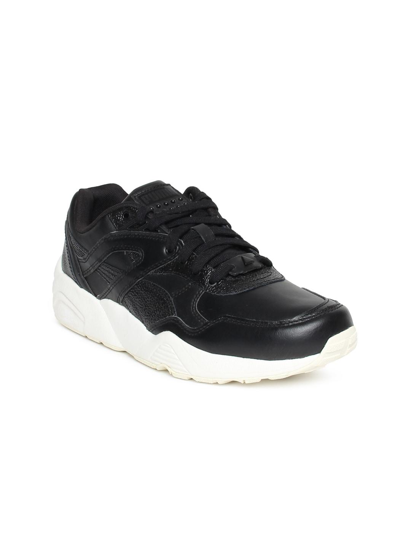 36923ab4e03e Buy Puma Women Black Rioja Sneakers - Casual Shoes for Women 2268700 ...