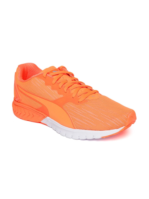 39113fb4d173c7 Buy PUMA Men Grey   Blue Future Runner II DP Running Shoes - Sports ...