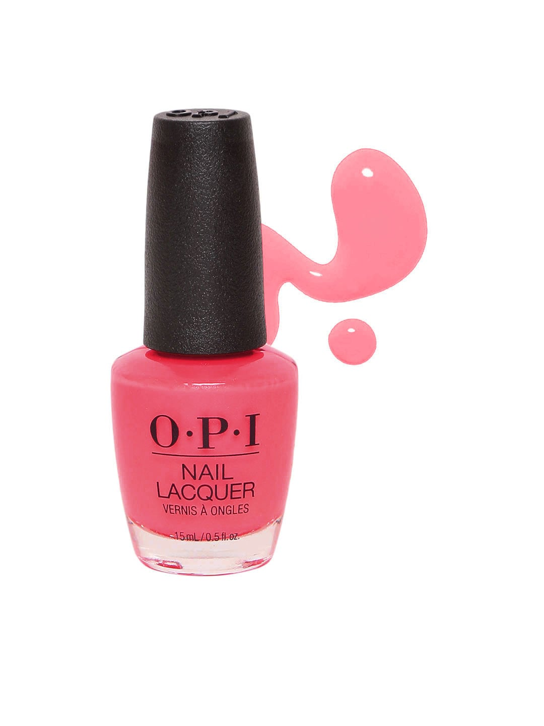 Buy O.P.I Feelin\' Hot Hot Hot! Nail Lacquer 15 Ml - Nail Polish for ...