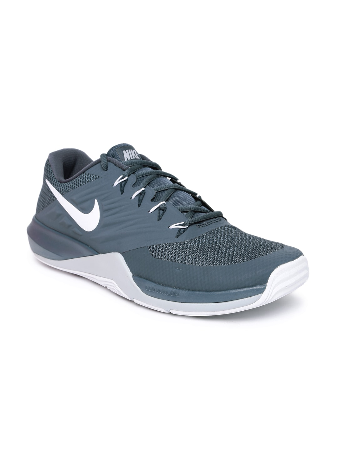 7fc91c3b885a6 Buy Nike Men Navy Blue FLEX CONTROL II Training Shoes - Sports Shoes ...