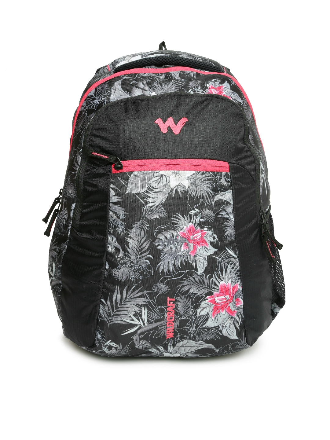 Buy Wildcraft Unisex Black Ace 2 Graphic Backpack - Backpacks for ... 44462c4af69c6