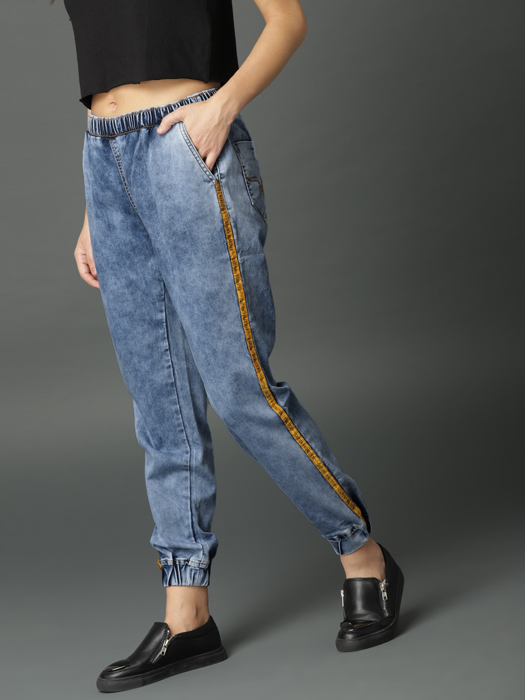 Jogger Jeans Buy Online In India Joger Riped