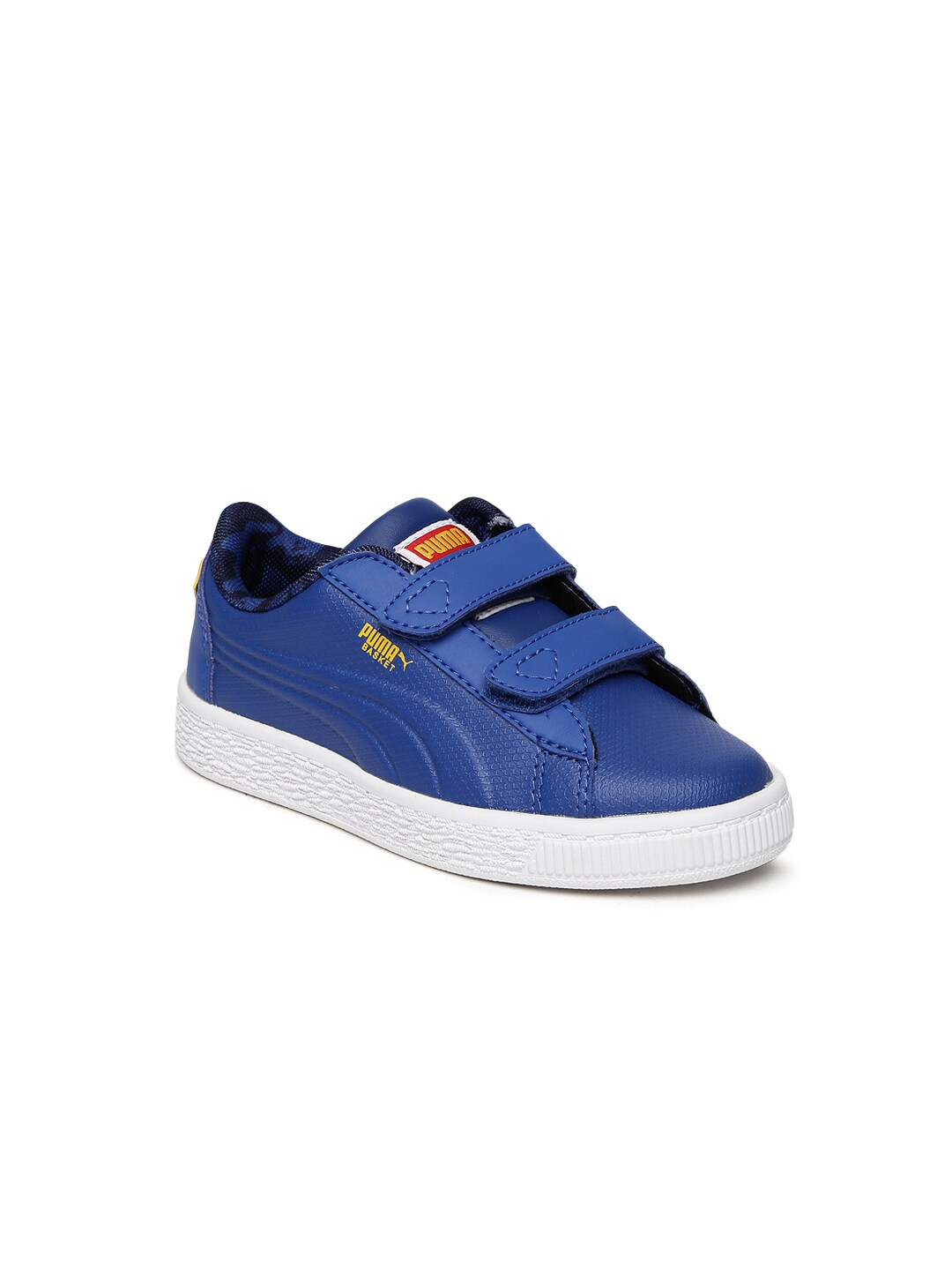 info for ab539 80fd5 Buy Puma Kids Blue JL Carson 2 Sneakers - Casual Shoes for Unisex ...