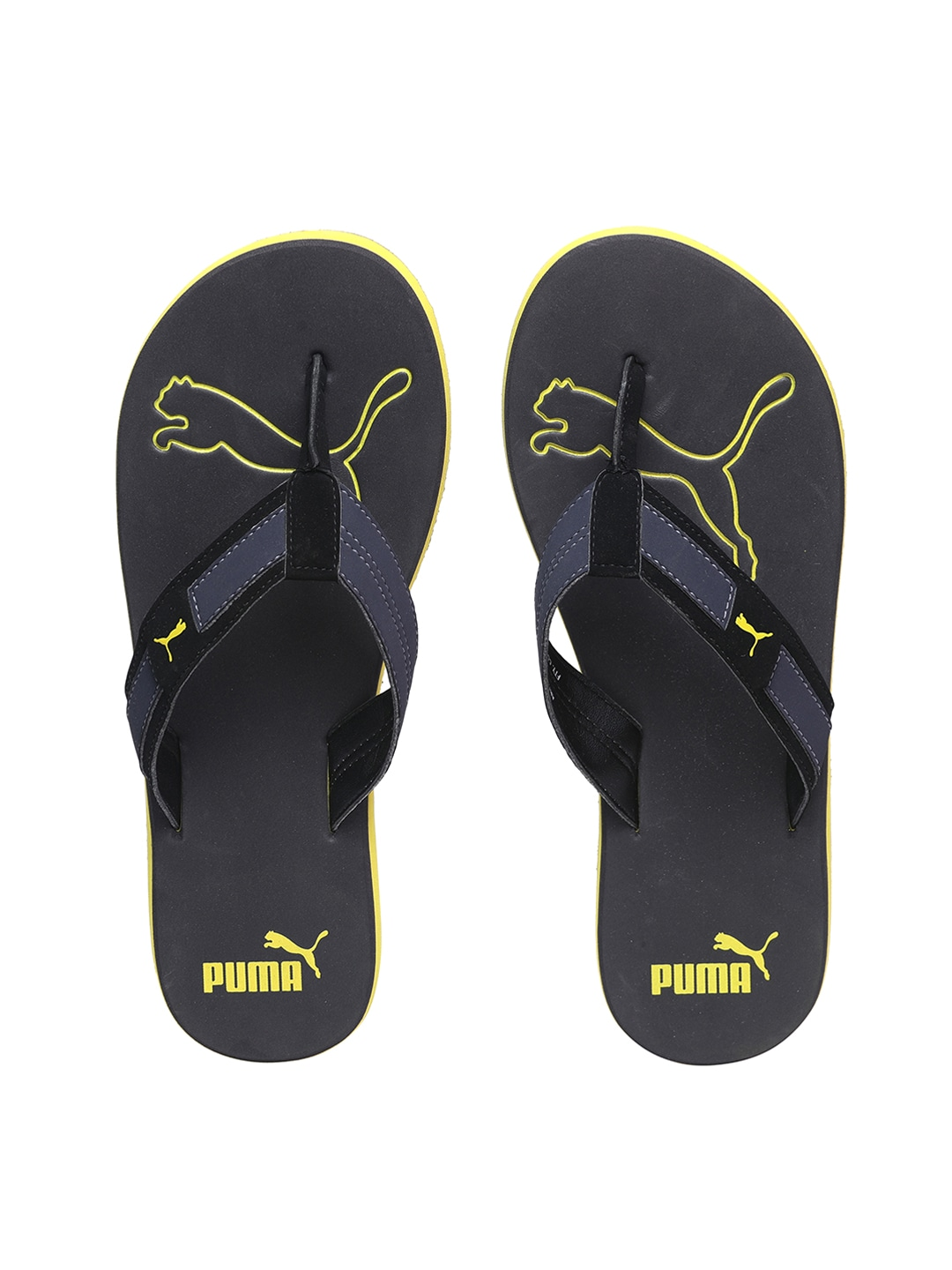 Buy Puma Men Black Wrens GU IDP Thong Flip Flops - Flip Flops for ... 1beef8d4d