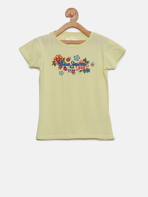 404ca23b Buy Mr. Men Little Miss Girls Red Miss Sunshine T Shirt - Tshirts ...