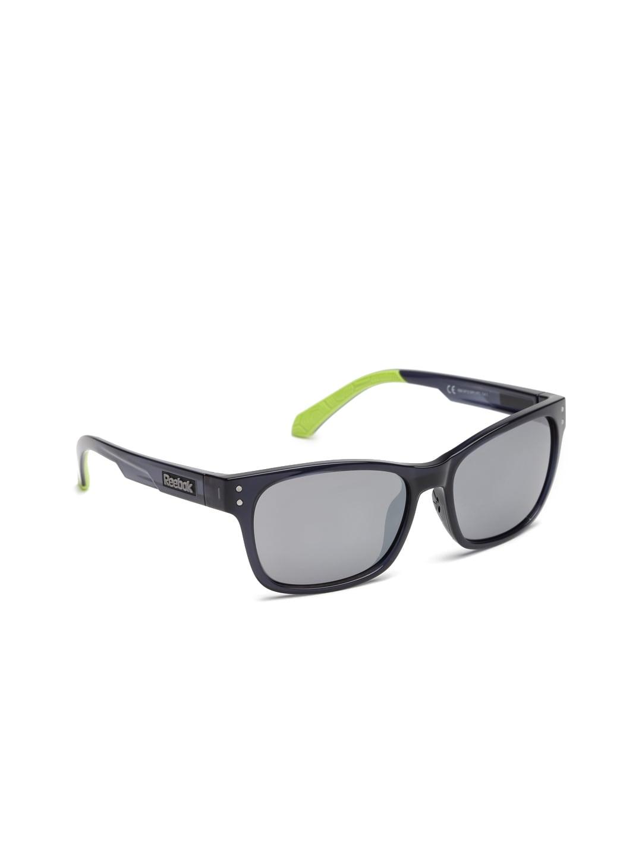 Buy Reebok Unisex Wayfarer Sunglasses Classic 9 - Sunglasses for ... 2aef81b72934b