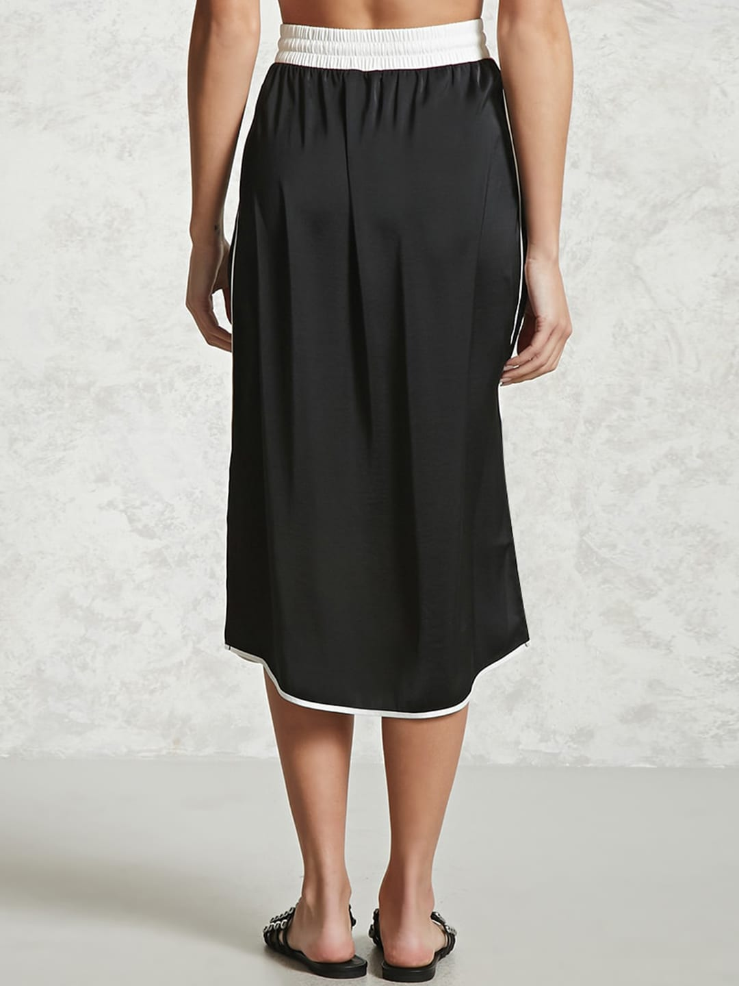 Watch - Pencil black skirt forever 21 video