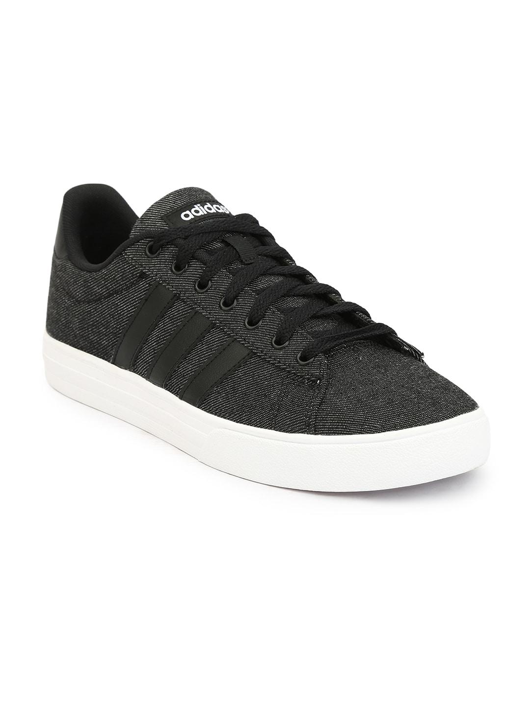c308dae45cf Buy ADIDAS Men Black CF ADV ADAPT Sneakers - Casual Shoes for Men ...