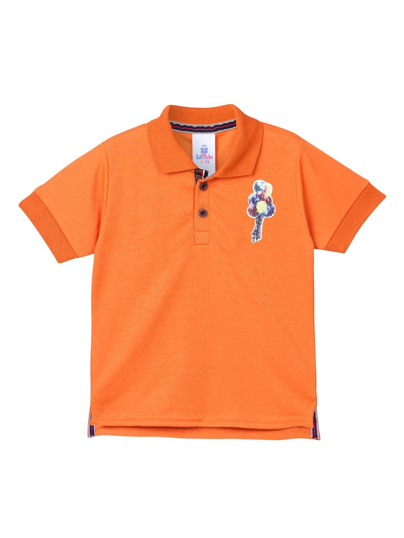 da3ea8d5b9b Buy Reebok Kids Green B Cor Poly Polo Collar T Shirt - Tshirts for ...