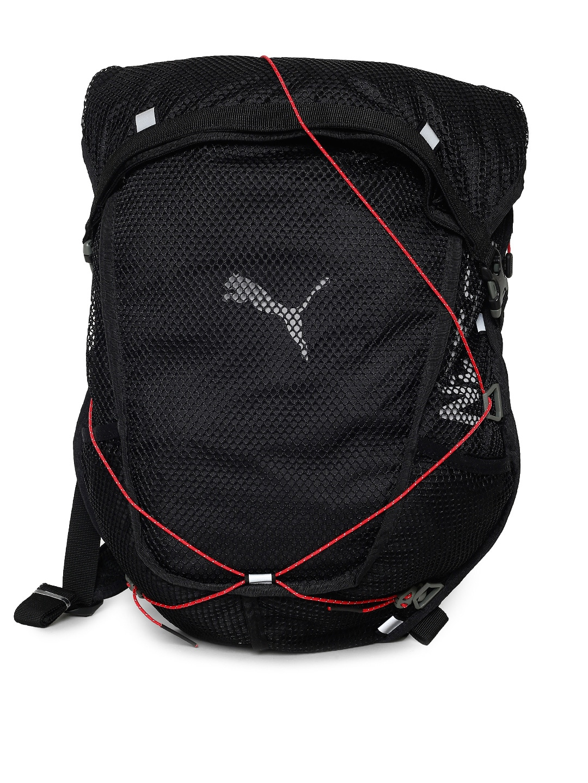 191817722b2c Buy Puma Unisex Black Scuderia Ferrari Fanwear Night Backpack ...