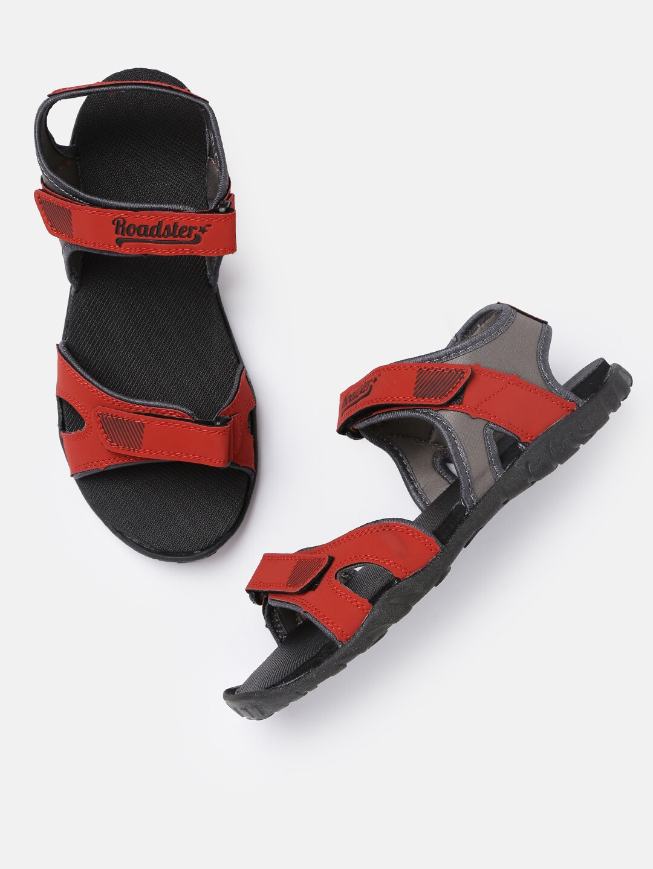 f3a6ec19e Buy ADIDAS Men Grey Ravish M Sports Sandals - Sports Sandals for Men ...
