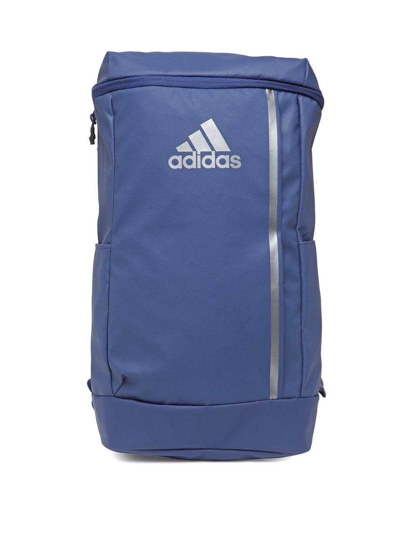 9c4bc3360a Buy ADIDAS Unisex Grey   Orange X 16.1 Patterned Backpack ...