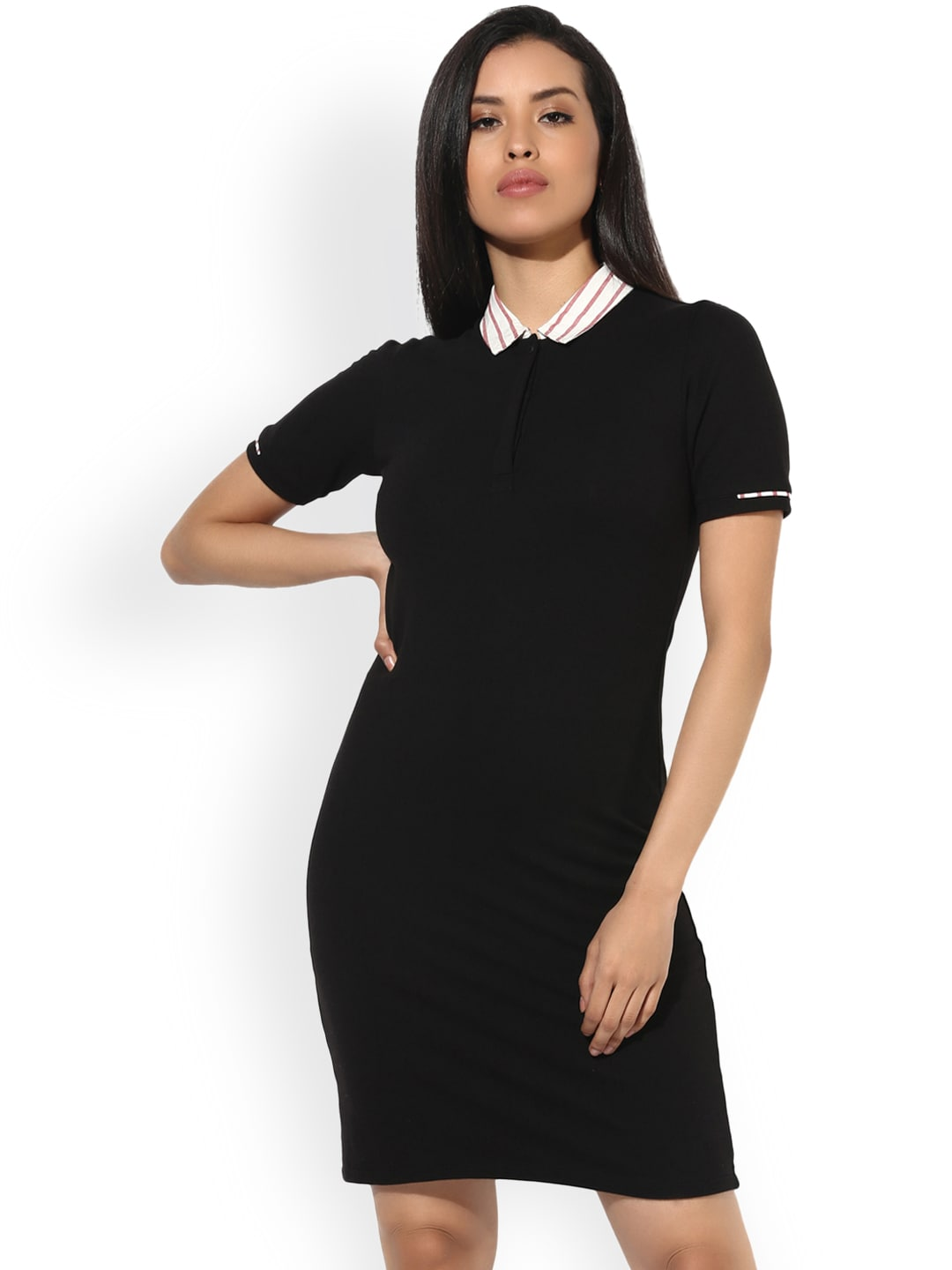 766e8fbd198 SIMILAR PRODUCTS. Leo Sansini. Rs. 1799. Women Solid T-shirt Dress ·  Aeropostale