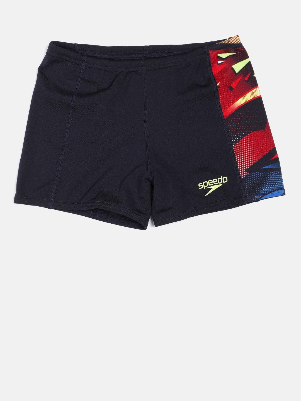 348f9b6c514 Buy Speedo Men Navy Blue Printed Alexandra Aquashort NEW SURF Swim Shorts  8053758664 - Swim Bottoms for Men 2501471   Myntra
