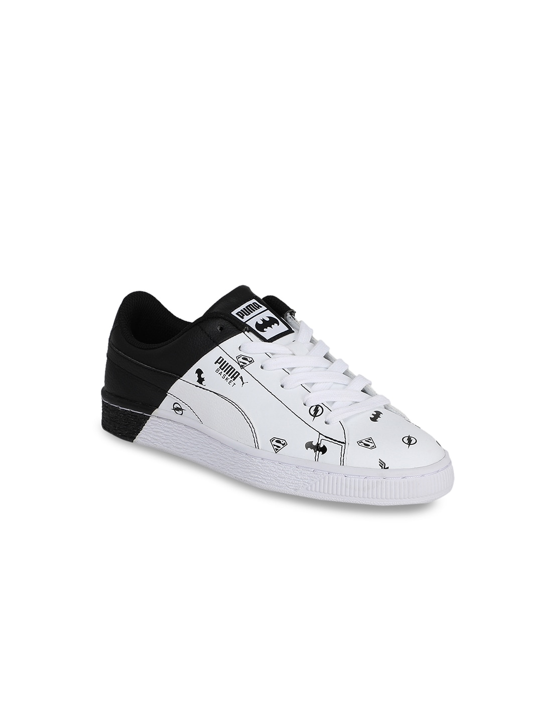 Puma James Jr Ind White Sneakers for Boys in India February c6b21fa64