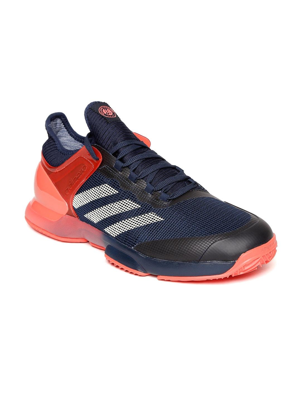 new style 8913e a7c92 ... canada buy adidas men green off white adizero ubersonic 3 tennis shoes  242db 5329f