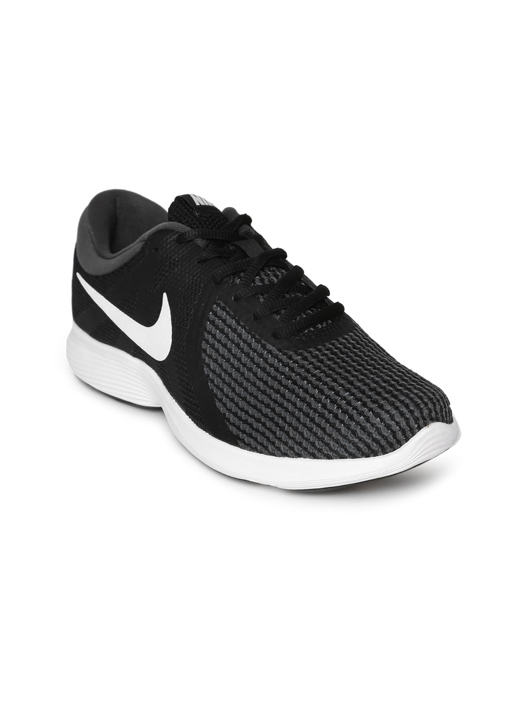 dfed2502c05c Nike Black REVOLUTION 4 Running Shoes for women - Get stylish shoes ...