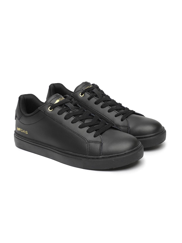 879e896d4fb1d ADIDAS Originals Men Black Continental 80 Sneakers