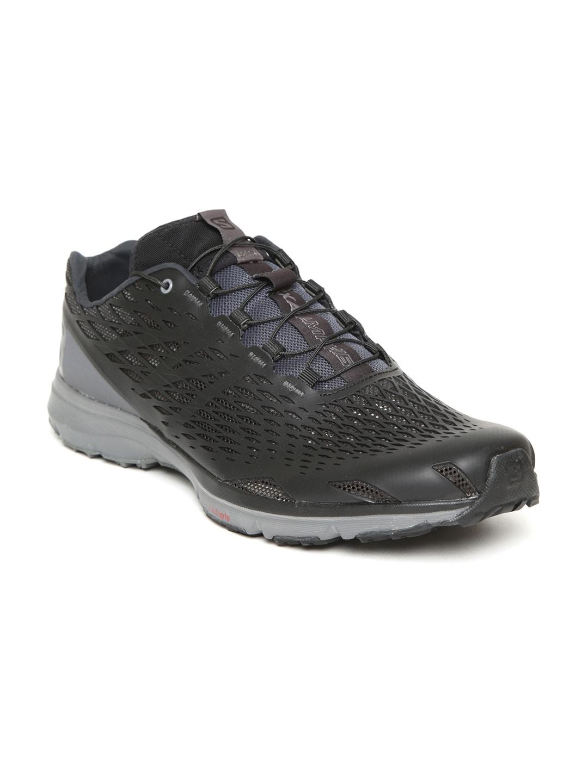 ba80acece6de Buy Salomon Men Charcoal Grey Acro Magnet Hiking Shoes - Sports ...