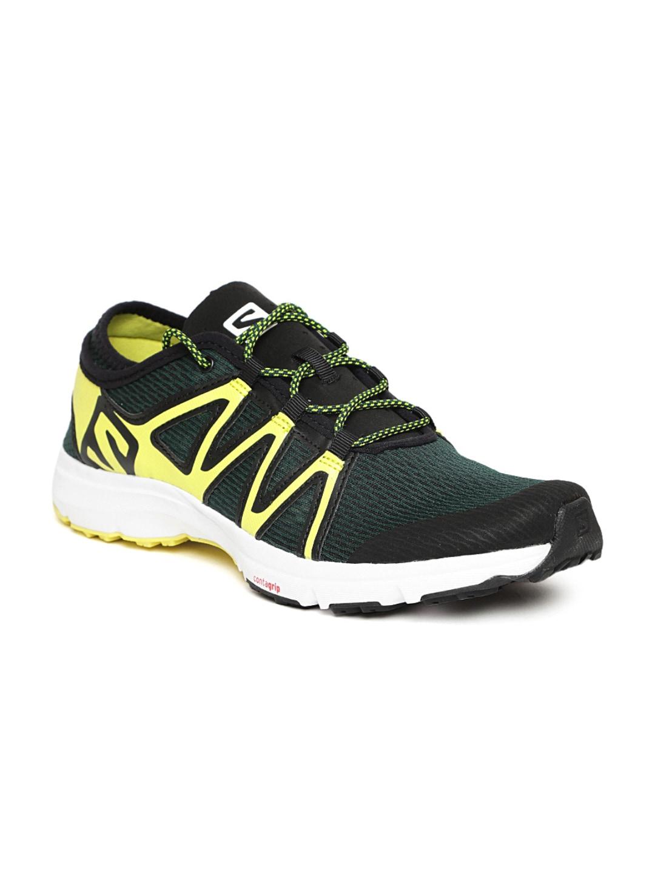 1d982d147795d Buy Salomon Men Black   Green Crossamphibian Swift Lifestyle Shoes ...