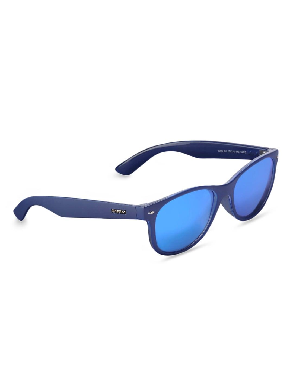 4e6dad24e1d Buy FIFA Unisex Mirrored Wayfarer Sunglasses P14265 - Sunglasses for Unisex  2170485