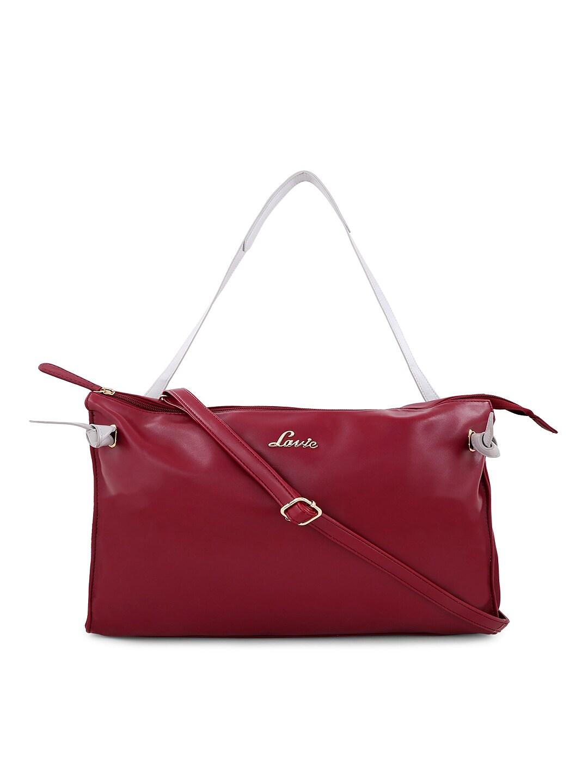 e994982fa97 Buy Lavie Gunmetal Toned Solid Sling Bag - Handbags for Women ...