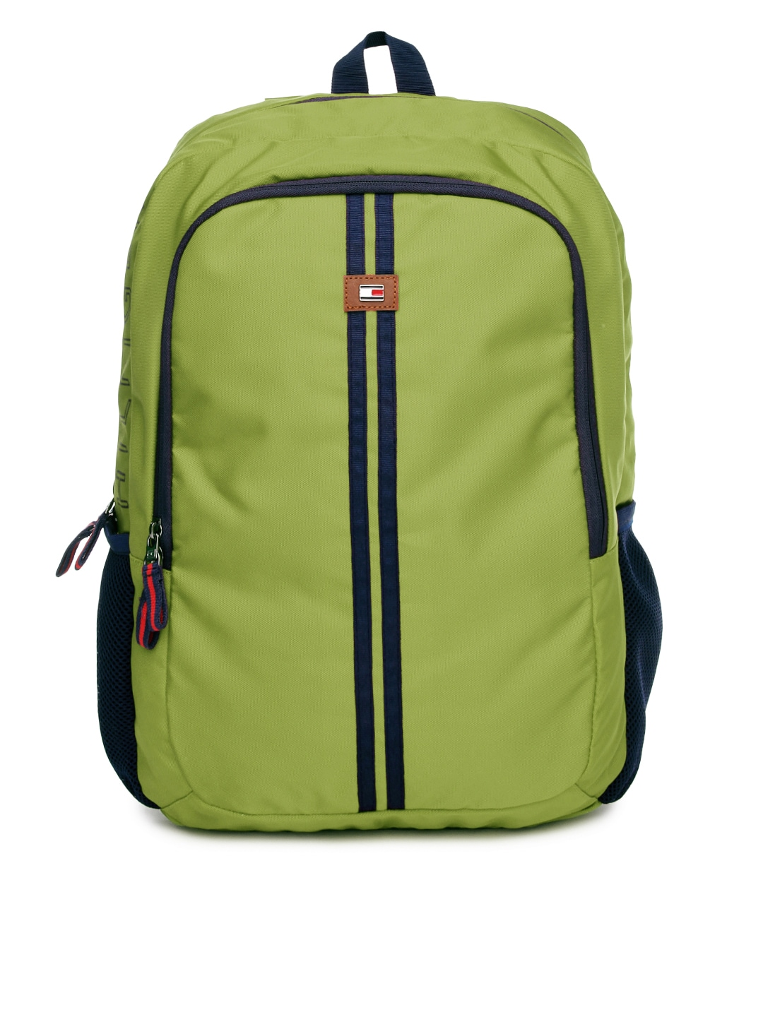 f8a939cbcb Buy Tommy Hilfiger Unisex Yellow Biker Club Stapleton Backpack ...