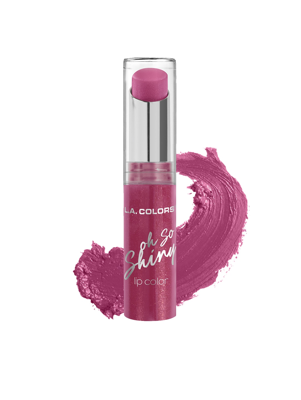 Buy La Colors Pout Super Shine French Kiss Lipgloss Clg 647