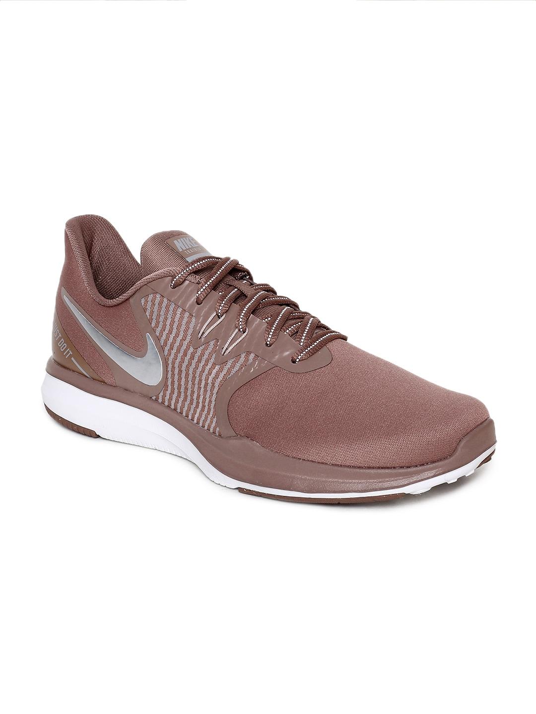 331177f6da34 Buy Nike Women Peach Coloured Flex Supreme TR 6 Training Or Gym ...