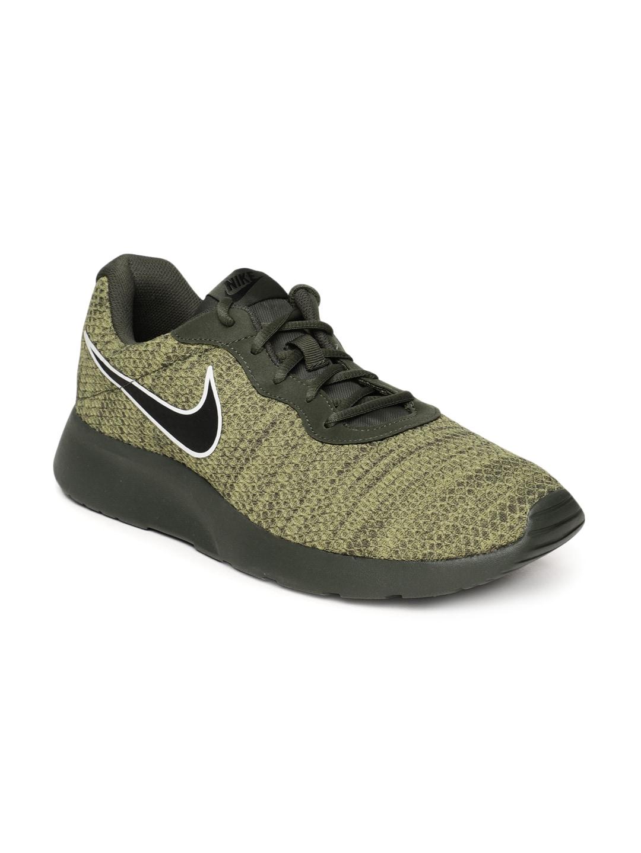 557e101fcf0 Buy Nike Men Green MD RUNNER 2 ENG MESH Sneakers - Casual Shoes for ...