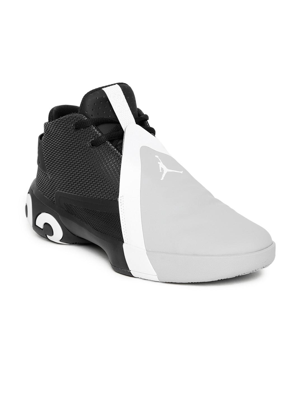 Nike Jordan Ultra Fly 3 Black Basketball Shoes For Men Online In