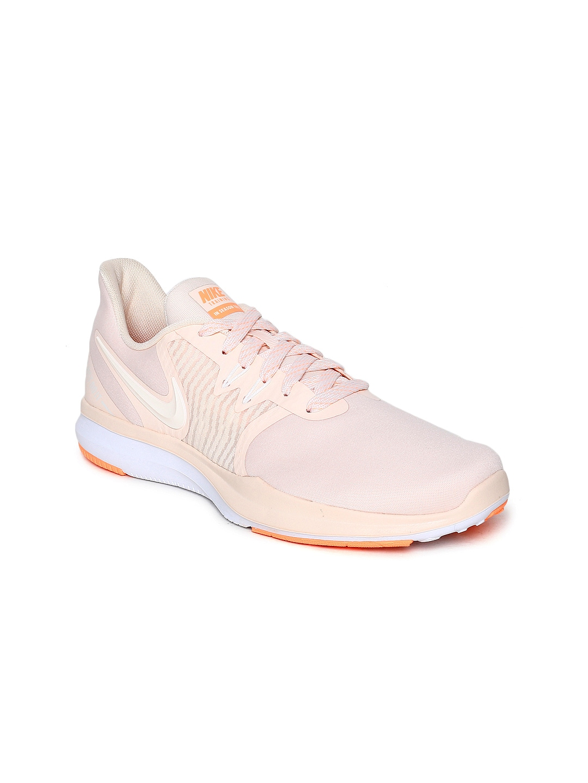 10a10cfb314a Buy Nike Women Orange Flex Essential Training Shoes - Sports Shoes ...