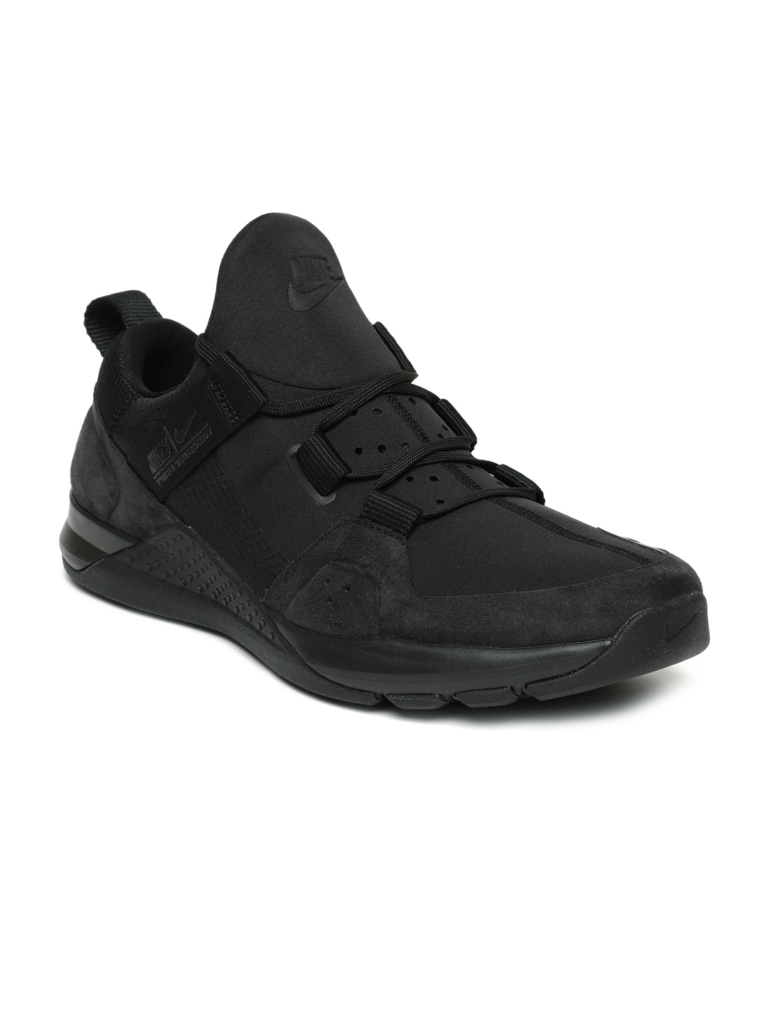 a2c60394df69 Buy Nike Men Black AIR MAX TRAINER 1 Training Shoes - Sports Shoes ...