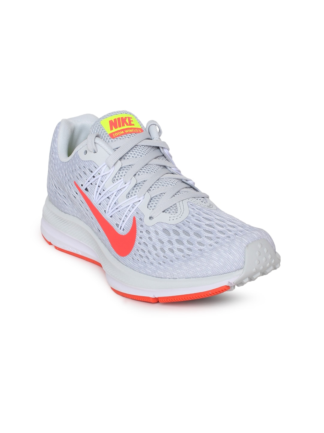 15add68520334d Buy Nike Women Pink Air Zoom Winflo 5 Running Shoes - Sports Shoes ...