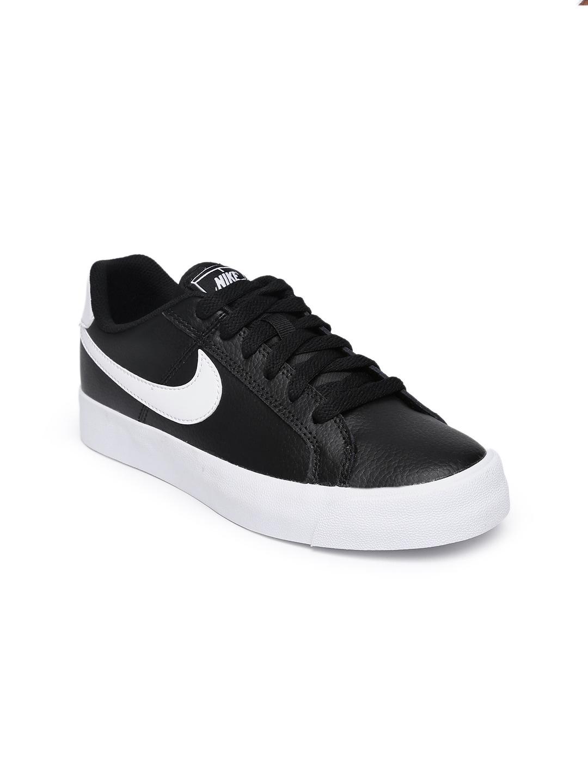 ad058fa338 Buy Nike Women Black Toki Slip On Sneakers - Casual Shoes for Women ...