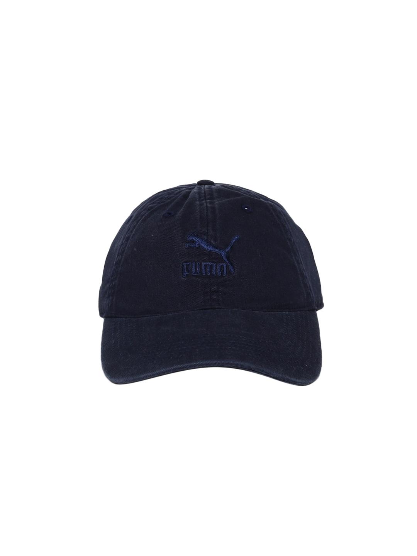 82fad71aa20 Buy Adidas Unisex Blue 6P LTWGT MET Solid Baseball Cap - Caps for ...