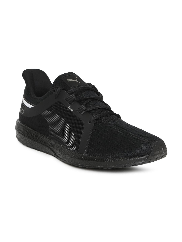 de70cc593390 Buy Puma Men Olive Green Enzo NF Mid Running Shoes - Sports Shoes ...