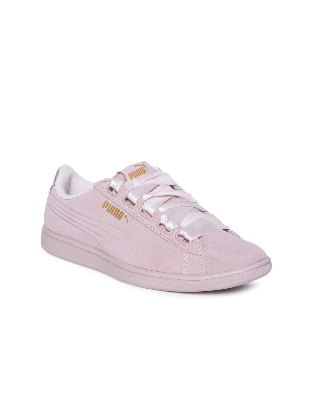 706a47dec24a Buy Puma Women Pink Platform Street 2 Suede Sneakers - Casual Shoes ...