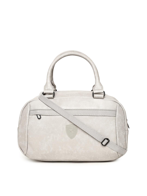 59a4830bac Buy Sf Ls Shopper Grey Handbag - Handbags for Women 7958919