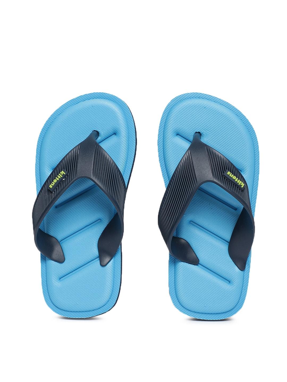 0a0dd6250 Buy Nike Boys Black Solid Sliders NIKE KAWA SLIDE (GS PS) - Flip ...